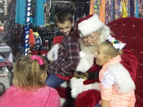 Christmas.SnowFest.Santa